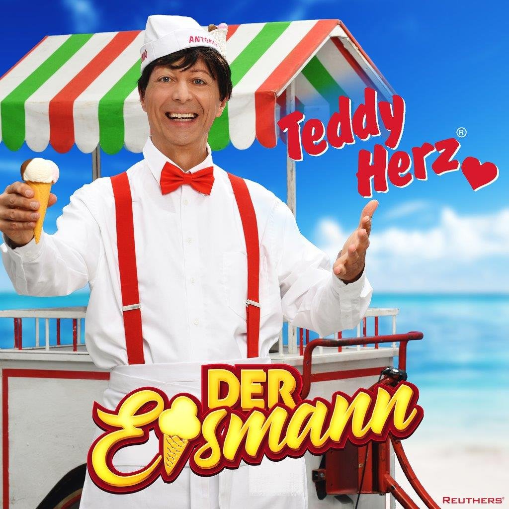 Teddy Herz - Der Eismann - Single Cover.jpg