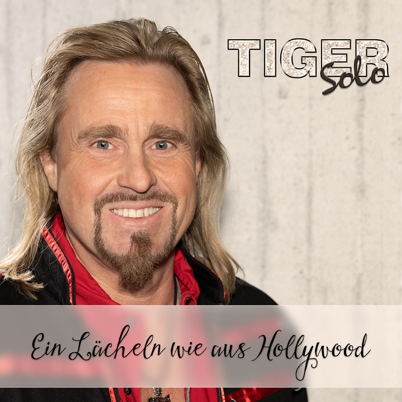 Tiger Solo - Ein Lcheln wie aus Hollywood Cover 2.jpg