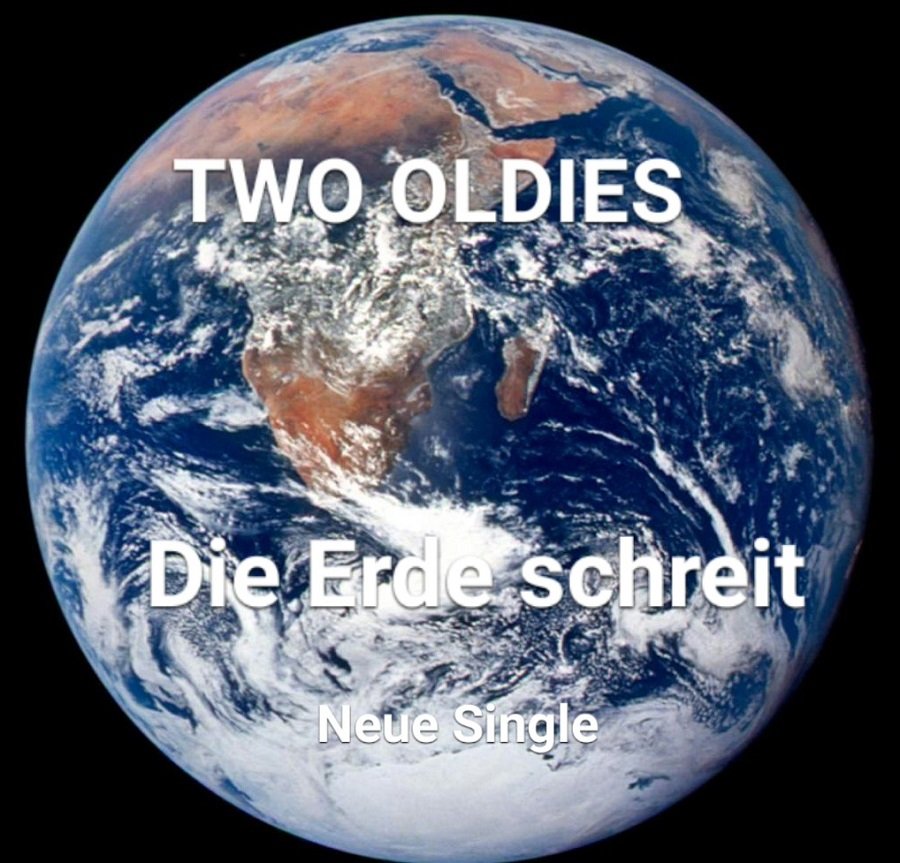 Two Oldies - Die Erde schreit Cover.jpg